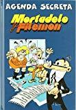 Portada de AGENDA SECRETA MORTADELO Y FILEMON 2003