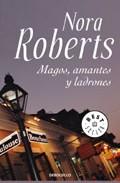 Portada de MAGOS, AMANTES Y LADRONES