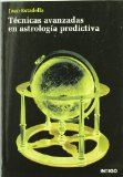 Portada de TECNICAS AVANZADAS EN ASTROLOGIA PREDICTIVA