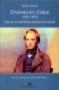 Portada de DARWIN EN CHILE : VIAJE DE UN NATURALISTA ALREDEDOR DE L MUNDO