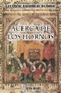 Portada de ACERCA DE LOS HORNOS