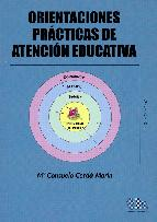Portada de ORIENTACIONES PRACTICAS DE ATENCION EDUCATIVA
