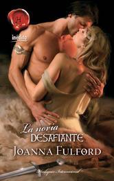 Portada de LA NOVIA DESAFIANTE (EBOOK)