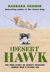 Portada de THE DESERT HAWK