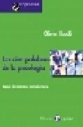 Portada de LAS CIEN PALABRAS DE LA PSICOLOGIA: BREVE DICCIONARIO INTRODUCTORIO
