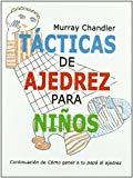 Portada de TACTICAS DE AJEDREZ PARA NIÑOS