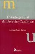 Portada de TRATADO GENERAL DE DERECHO CANONICO