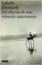 Portada de LOS DIARIOS DE UNA NÓMADA APASIONADA