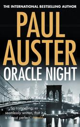 Portada de ORACLE NIGHT - EBOOK