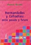 Portada de HERMANDADES Y COFRADIAS ENTRE PASADO Y FUTURO