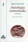Portada de ANTOLOGIA COMENTADA