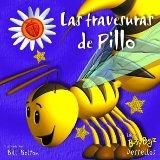 Portada de LAS TRAVESURAS DE PILLO: SILLY SPIKE (LIBRO BUSYBUGZ DESTELLOS)