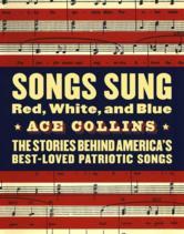 Portada de SONGS SUNG RED, WHITE, AND BLUE