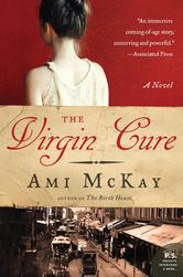 Portada de THE VIRGIN CURE: A NOVEL