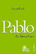 Portada de PABLO DE TARSO A ROMA