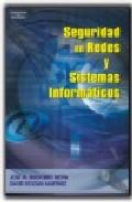 Portada de SEGURIDAD EN REDES Y SISTEMAS INFORMATICOS
