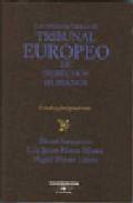 Portada de SENTENCIAS BASICAS DEL TRIBUNAL EUROPEO DE DERECHO HUMANOS