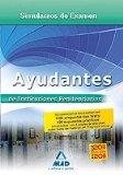 Portada de AYUDANTES DE INSTITUCIONES PENITENCIARIAS. SIMULACROS DE EXAMEN
