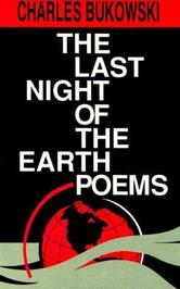 Portada de THE LAST NIGHT OF THE EARTH POEMS