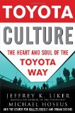 Portada de TOYOTA CULTURE: THE HEART AND SOUL OF THE TOYOTA WAY