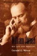 Portada de WILLIAM JAMES: HIS LIFE AND THOUGHT