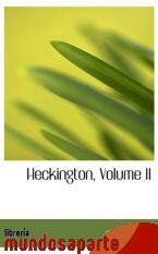 Portada de HECKINGTON, VOLUME II