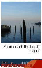 Portada de SERMON`S OF THE LORD`S PRAYER