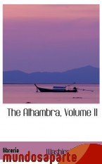 Portada de THE ALHAMBRA, VOLUME II