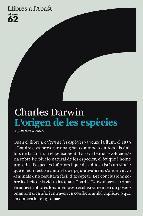 Portada de L'ORIGEN DE LES ESPÈCIES (EBOOK)