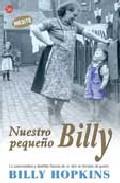 Portada de NUESTRO PEQUEÑO BILLY
