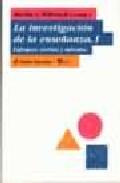 Portada de ENFOQUES, TEORIAS Y METODOS: LA INVESTIGACION DE LA ENSEÑANZA I