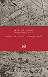 Portada de JETA DE SANTO. ANTOLOGIA POETICA 1974-1997