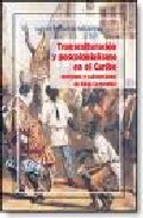Portada de TRANSCULTURACIÓN Y POSCOLONIALISMO EN EL CARIBE. VERSIONES Y SUBVERSIONES DE ALEJO CARPENTIER