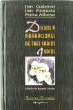 Portada de DICHOS Y NARRACIONES DE TRES SABIOS JUDIOS