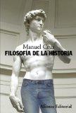 Portada de FILOSOFIA DE LA HISTORIA
