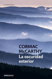 Portada de LA OSCURIDAD EXTERIOR