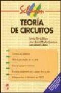 Portada de TEORIA DE CIRCUITOS