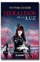 Portada de HERALDOS DE LA LUZ
