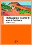 Portada de ESTUDIO GEOGRAFICO-ECONOMICO DE LA ISLA DE GRAN CANARIA