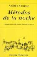 Portada de METODOS DE LA NOCHE