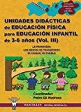 Portada de UNIDADES DIDACTICAS DE EDUCACION FISICA PARA EDUCACION INFANTIL DE 3-6 AÑOS