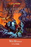 Portada de LA GUERRA DE LOS ENANOS (DRAGONLANCE / LEYENDAS DE LA DRAGONLANCE, N.º 2)