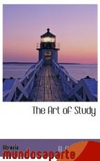 Portada de THE ART OF STUDY