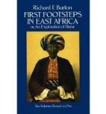Portada de [( FIRST FOOTSTEPS IN EAST AFRICA: V. 1 & 2 IN 1V )] [BY: SIR RICHARD FRANCIS BURTON] [NOV-2011]