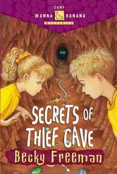 Portada de SECRETS OF THIEF CAVE