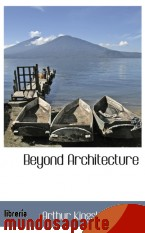 Portada de BEYOND ARCHITECTURE