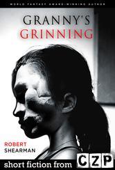 Portada de GRANNY'S GRINNING