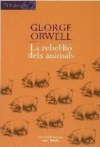 Portada de LA REBEL·LIÓ DELS ANIMALS (EBOOK)