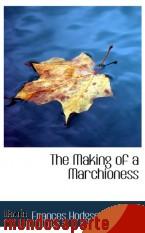 Portada de THE MAKING OF A MARCHIONESS