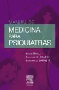 Portada de MANUAL DE MEDICINA PARA PSIQUIATRAS